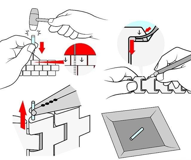 cách tháo chốt đồng hồ đeo tay 5