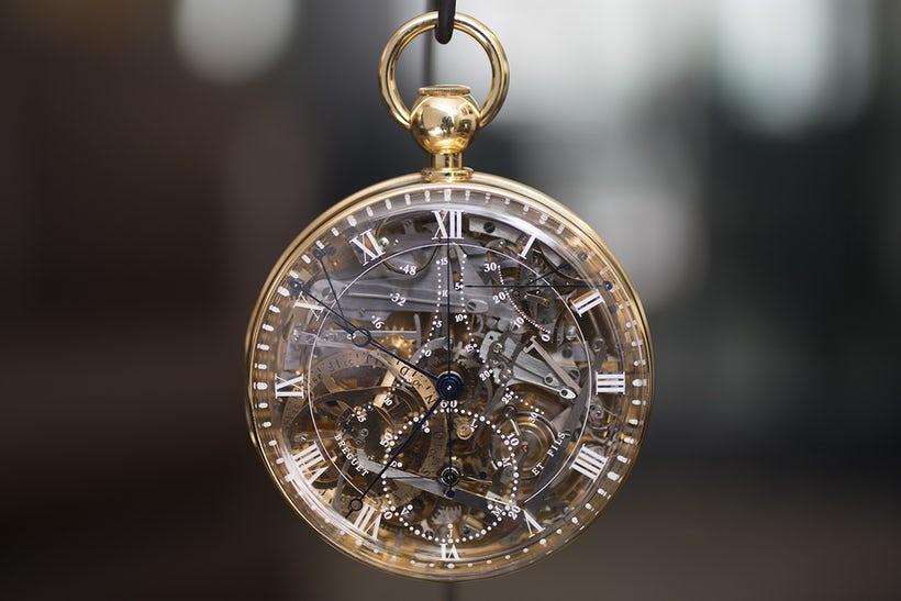 đồng hồ nam đắt nhất thế giới Breguet Grande Complication Marie Antoinette