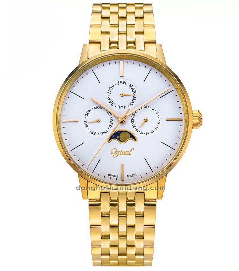 Đồng hồ Ogival OG1930-6MK-T
