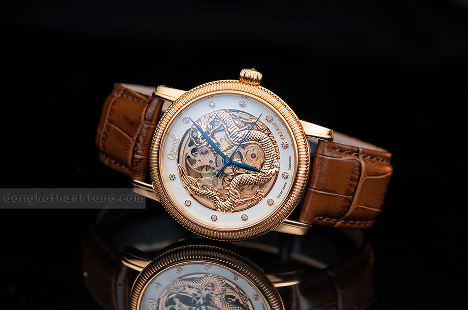 bộ sưu tập đồng hồ ogival 1