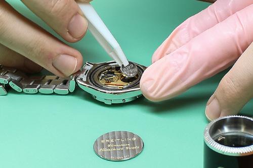 Thay pin đồng hồ chính hãng