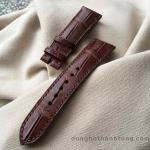 Các loại dây đồng hồ, ưu và nhược điểm của từng loại dây