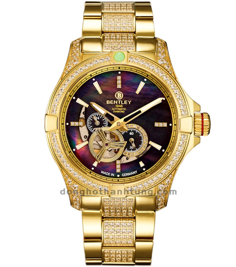 Đồng hồ Bentley BL2096-152KBI-S