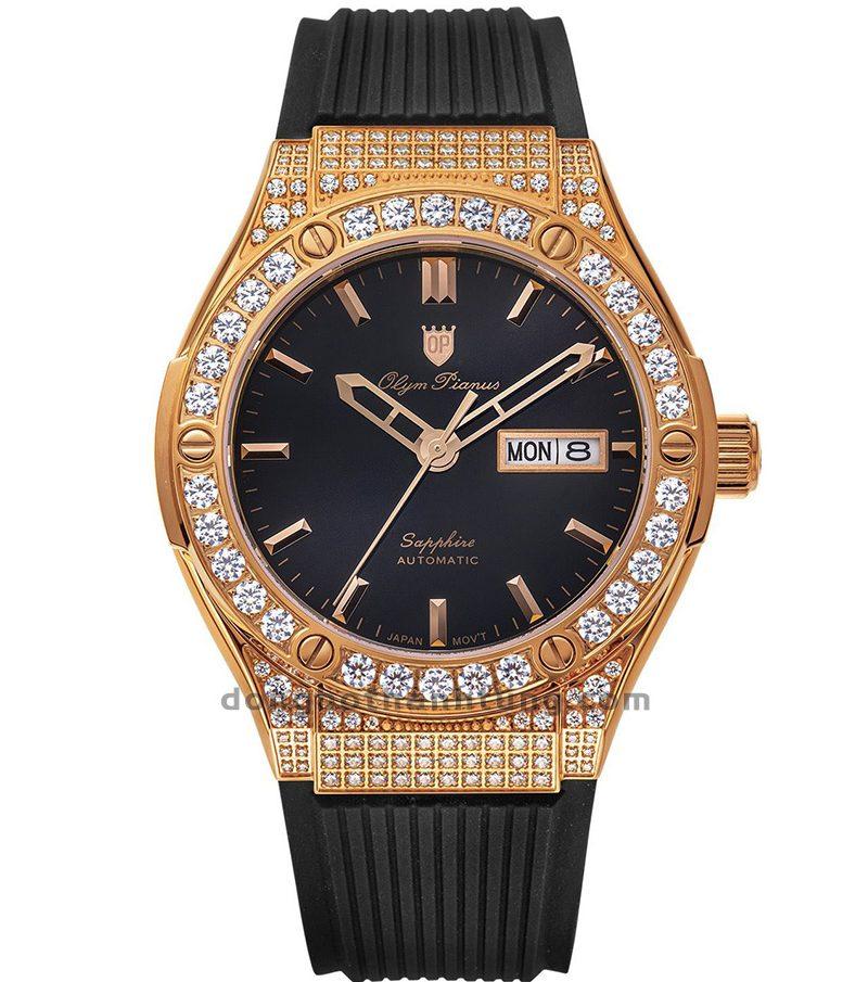 Đồng hồ Olym Pianus OP990-45ADDGR-GL-D