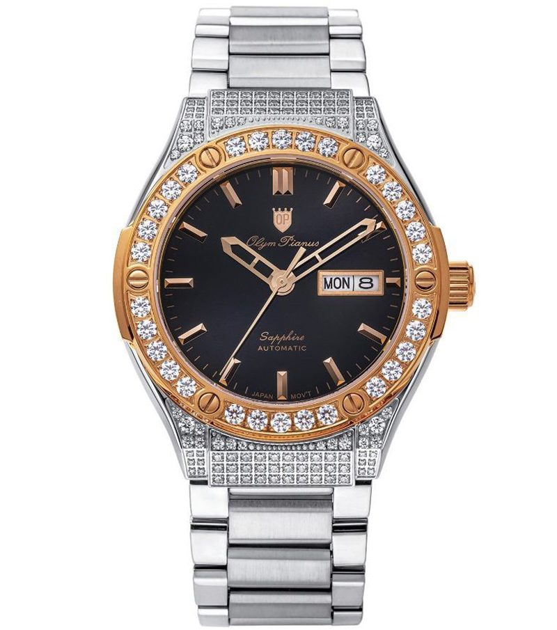 Đồng hồ Olym Pianus OP990-45ADDGSR-D
