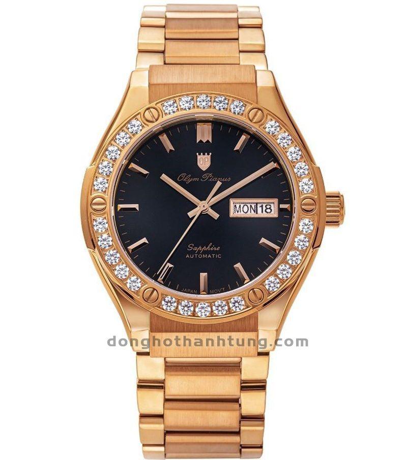Đồng hồ Olym Pianus OP990-45ADGR-D