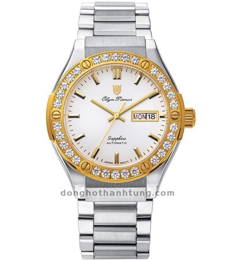 Đồng hồ Olym Pianus OP990-45ADGSK-T